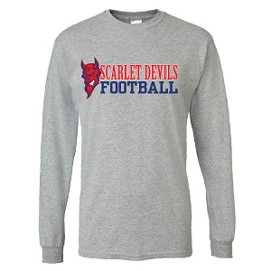 Cotton Long Sleeve<br>LAST NAME Available