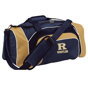 League Travel Bag Embroidered LASTNAME Optional