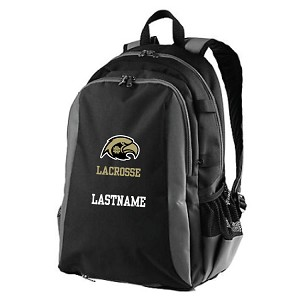<b>SPROT STICK BACKPACK</b><br>All Sport Model with Stick Loop<br>Embroidered<br><b><i>LAST NAME Optional</i></b>