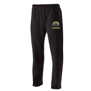 <b>OPEN BOTTOM</b><br>Sweatpants with Pockets Printed