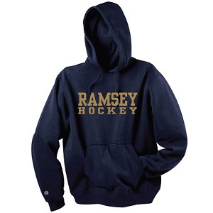 NEW Holloway Fuse Hoodie w/Traditional Printed Front & Full RAM HEAD Back  LASTNAME Optional as shown