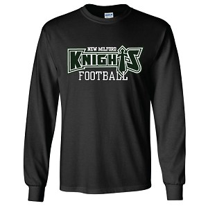 <b>SUPERBOWL CHAMPS<b><br>Cotton<br>Long Sleeve<br>3 Color Print