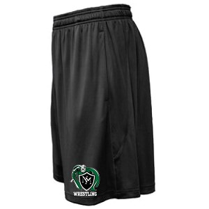 Whisk Performance Shorts w/Pockets Printed