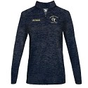 <b>LADIES ONLY</b><br>Twisted Tech 1/4 Zip Workout/Run Around<br>Embroidered Left Chest<br><b>LASTNAME Optional</b>