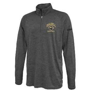 Carbon Tech 1/4 Zip<br>Embroidered