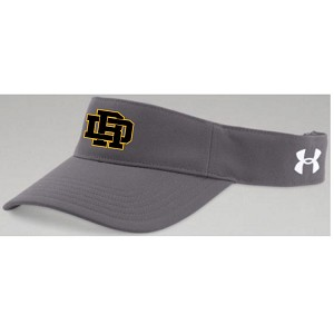 <b>UNDER ARMOUR</b><br>Adjustable Visor<br>Embroidered