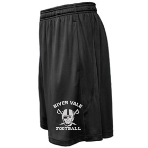 New VAPOR Shorts Youth & Adult w/Pockets<br>w/Oversized Thigh Print