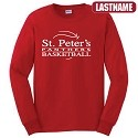 Cotton Long Sleeve Printed<br><i><b>LASTNAME Available</b></i>