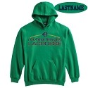 C2 Fleece Hoodie<br>Printed 2 Color Front<br><b><i>LASTNAME Available</i></b>