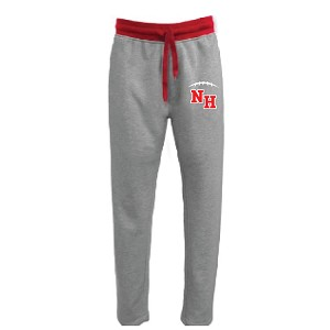 CONTRAST Fleece Sweatpants SNUG FIT DESIGN Order Accordingly<br>EMBROIDERED Front<br><b><i>JERSEY NUMBER AVAILABLE</i></b>