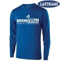 High Performance Long Sleeve<br><b><i>Printed<br>LASTNAME Optional</i></b>
