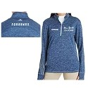 Adidas<br>Ladies Tech Long Sleeve 1/4 Zip<br>Embroidered Left Chest<br>LASTNAME Available