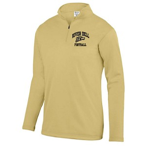 <b><i>AUGUSTA</i></b><br>WICKING FLEECE 1/4 ZIP PULLOVER<br>Embroidered Left Chest<br><b><i>PERSONALIZATION AVAILABLE</i></b>