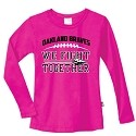 Pink WE FIGHT Long Sleeve