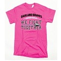 Pink WE FIGHT Tee