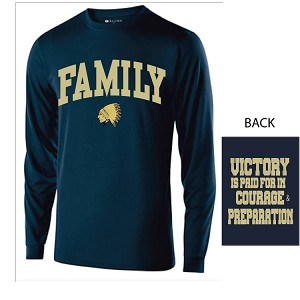 ADD ON PLAYERS<br>Loose Fit FAMILY High Performance Long Sleeve