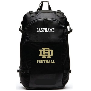 All Sport Backpack Embroidered LASTNAME Optional