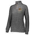 Ladies Only<br>Cuddly Fleece 1/4 Zip<br>Embroidered Left Chest