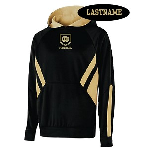 Argon Performance Hoodie Embroidered LASTNAME Optional