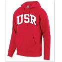 USR Soft Fleece Holloway/Augusta Hoody Printed LASTNAME Optional