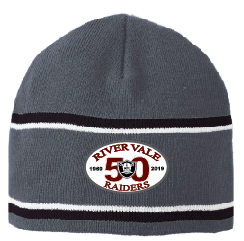 New Winter Item!!!  BEANIE WINTER HAT w/50th Patch