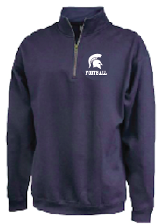 New Winter Item!!  1/4 Zip Fleece Embroidered
