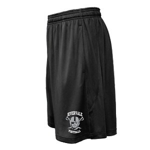 ARC Shorts w/Pockets<br>EMBROIDERED Thigh