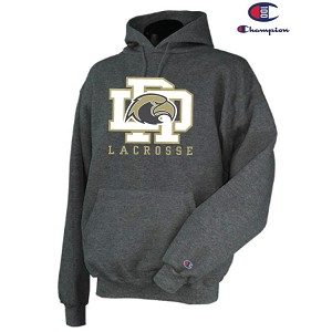 <b>CHAMPION HOODIE</b><br>Printed Front<br><b><i>LAST NAME Optional</i></b>