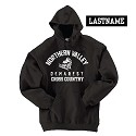 FAT<br>Cotton Hoodie w/Aged Print<br><b>Last Name Available</b>