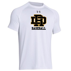 <b>Under Armour</b><br>Locker Tee<br>2 Color Print<br><b>LASTNAME Optional</b>
