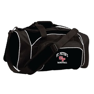 Holloway LEAGUE TRAVEL Bag Embroidered<br><i><b>LASTNAME Available</b></i>