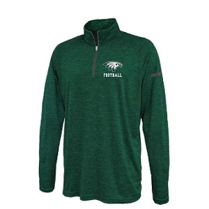 <b><i>Youth & Adult STRATIS</i></b><br>1/4 Zip Pullover<br>Embroidered Left Chest<br><b><i>PLASTNAME & JERSEY # AVAILABLE</i></b>