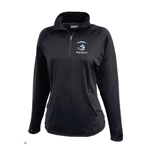 <b><i>LADIES ONLY</i></b><br>Tech 1/4 Zip<br>Embroidered Left Chest<br><b><i>PERSONALIZATION AVAILABLE</i></b>