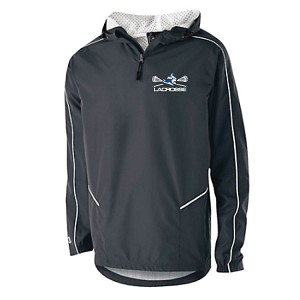 Wizard Lacrosse 1/4 Zip Pullover Embroidered<br>LASTNAME Available