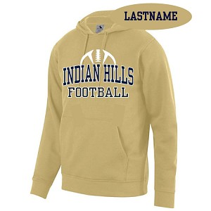 Vegas Gold Hoodie Printed LASTNAME Optional