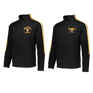 Medalist 1/4 Zip Embroidered LASTNAME Optional