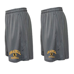 Vaporband ATh Grey Shorts Printed