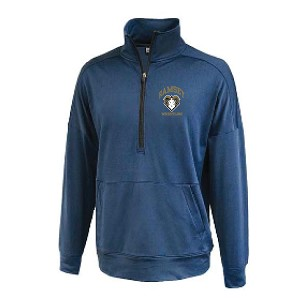 Pennant Flex Mid Weight Half Zip Embroidered LASTNAME Optional