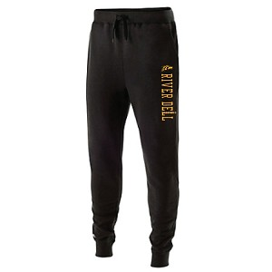 Jogger Sweatpants<br>Printed Thigh to Leg