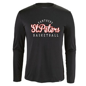 Dri-Fit Shooter Long Sleeve<br>Printed Front LASTNAME Optional
