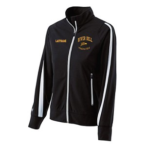 Order By Jan 5 Receive Jan 22 Ladies Cut Determination Travel Jacket Embroidered LASTNAME Optional