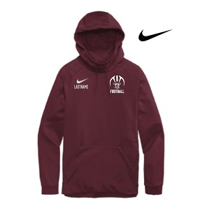 Nike Therma Hoodie Embroidered LASTNAME Optional