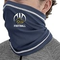 FULL FLEECE GAITER FACE GUARD EMBROIDERED