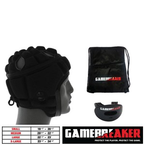 Gamebreaker 7 on 7 KIT at Reduced Cost (Headgear, Mouth Piece, FREE Gamebreaker Bag)