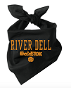 New!! BANDANA Face Cover - #RiverDellStrong INCLUDES DELIVERY