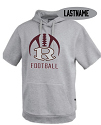 Belichick Short Sleeve Hoodie Printed LASTNAME Optional.... New! Youth & Adult Sizes